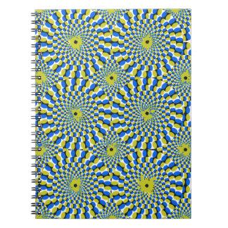 Carnet Cercle d'illusion