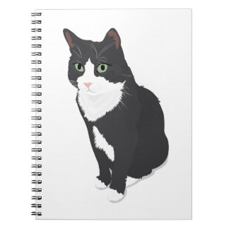 Carnet Chat de smoking