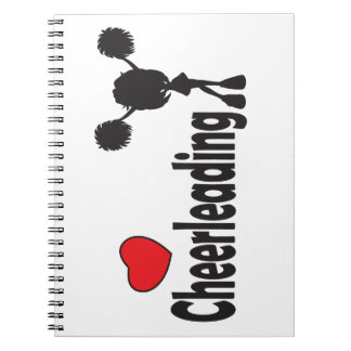 Carnet Cheerleading d'amour