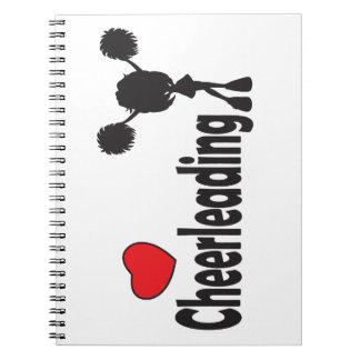 Carnet Cheerleading d'amour