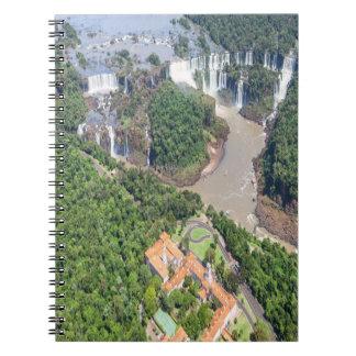 Carnet Chutes d'Iguazú