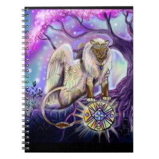 Carnet Ciel Lion~notebook