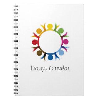 Carnet Circulaire de Dança - danse de cercle