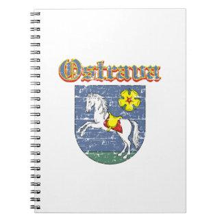 Carnet coart d'Ostrava de bras