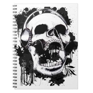 Carnet Crâne de roche