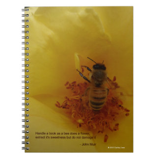 Carnet d'abeille