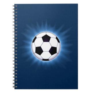 Carnet de ballon de football
