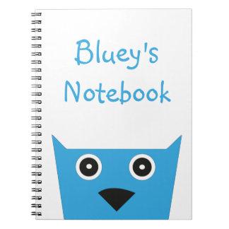 Carnet de Blueys