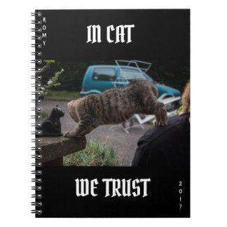Carnet de chaton, DANS le CAT NOUS FAISONS
