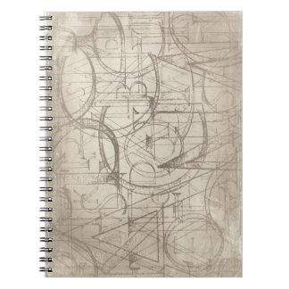 Carnet de conception de manuscrit
