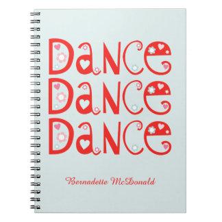 Carnet de danse de danse de danse