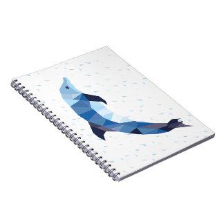 Carnet de dauphin