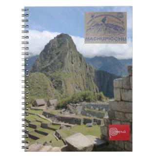 Carnet de destination de voyage du Pérou