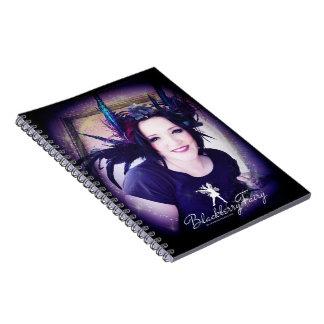 Carnet de fée de Blackberry