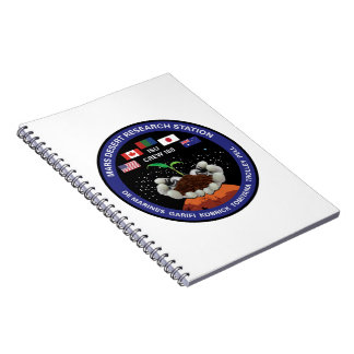 Carnet de l'équipage 188 de MDRS