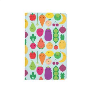 Carnet De Poche 5 des fruits et légumes de jour