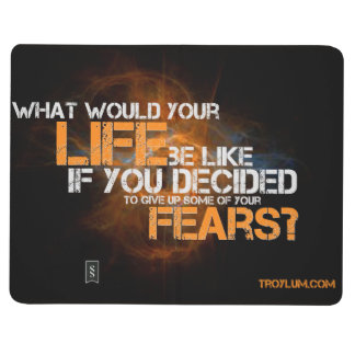 Carnet De Poche Abandonnez vos craintes ?