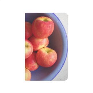 Carnet De Poche Apple inscrivent un jour