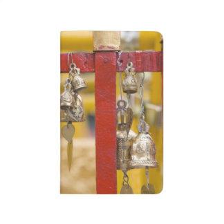 Carnet De Poche Bells bouddhistes au temple de Doi Suthep