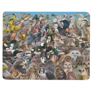 Carnet De Poche Birding grande année
