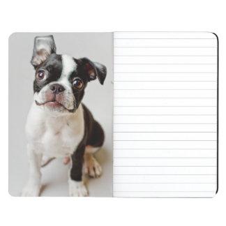 Carnet De Poche Boston Terrier