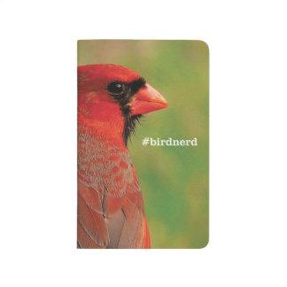 Carnet De Poche Cardinal du nord 2