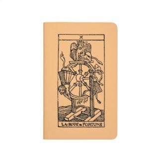 Carnet De Poche Carte de tarot : Fortune