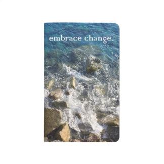 Carnet De Poche Changement Notbook d'étreinte