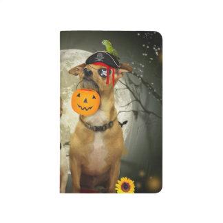 Carnet De Poche Chiwawas de Halloween