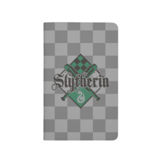 Carnet De Poche Crête de Harry Potter | Slytherin QUIDDITCH™