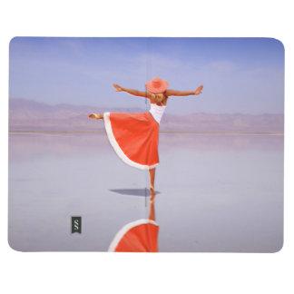 Carnet De Poche Danse de ballerine sur la plage