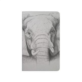 Carnet De Poche Éléphant 2011