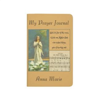 Carnet De Poche Étoile de Mary de grêle de l'avenue Maris Stella
