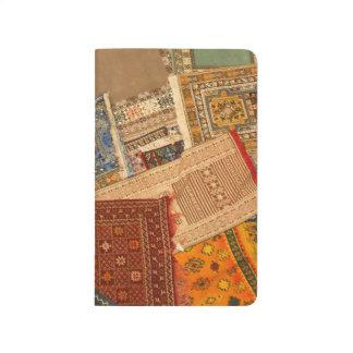 Carnet De Poche Fin de collage de tapis