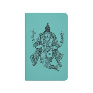 Carnet De Poche Hindouisme : Vishnu