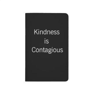 Carnet De Poche La gentillesse est contagieuse