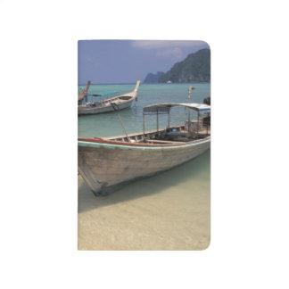 Carnet De Poche La Thaïlande, mer d'Andaman, île de phi de phi de