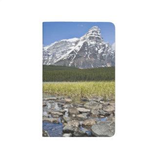 Carnet De Poche Le Canada, Alberta, montagnes rocheuses,