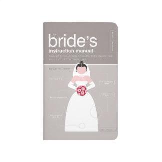 Carnet De Poche Le manuel de l'instruction de la jeune mariée