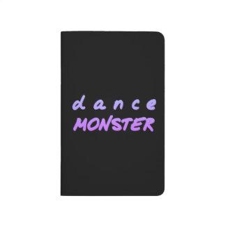 Carnet De Poche Le monstre de danse