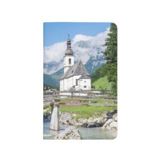 Carnet De Poche L'église paroissiale de Ramsau