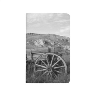 Carnet De Poche Les Etats-Unis, Montana, chariot de parc d'état de