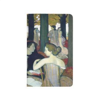 Carnet De Poche Les Muses, 1893