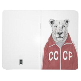 Carnet De Poche Lion soviétique