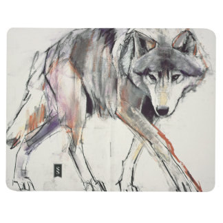 Carnet De Poche Loup