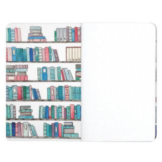 Carnet De Poche Mini-Journal de bibliothèque