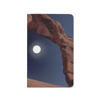 Carnet De Poche Na, Etats-Unis, Utah, arque le parc national.
