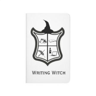 Carnet De Poche Notes de sorcière d'écriture