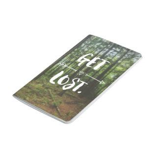 Carnet De Poche Obtenez (les 1,0) journaux perdu