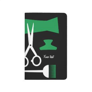 Carnet De Poche Outils de coiffures